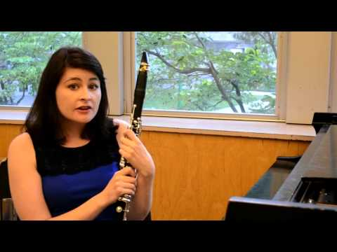 A Compositional Tutorial - The Bb/A Clarinet