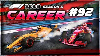 My journey of the F1 2018 Game Career Mode! F1 2018 Career Mode! Pa...