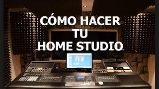 Cómo hacer tu Home Studio - 6 elementos vitales para producir thumbnail
