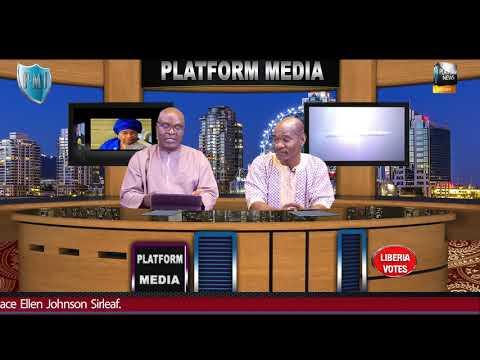 Liberia Presidential & Representative Elections October 10th, 2017 on Platform Media Int. Politics