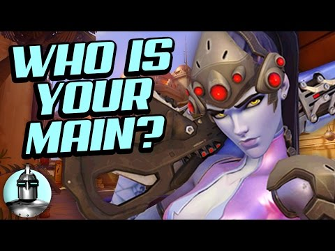 What Your Overwatch Main Says About YOU!   The Leaderboard