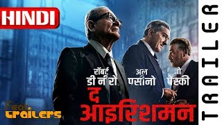 The Irishman (2019) Netflix Official Hindi Trailer #1 | FeatTrailers