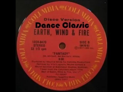 Earth, Wind & Fire  Fantasy 12 Disco Version