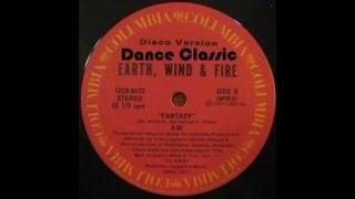 """Earth, Wind & Fire - Fantasy (12"""" Disco Version)"""