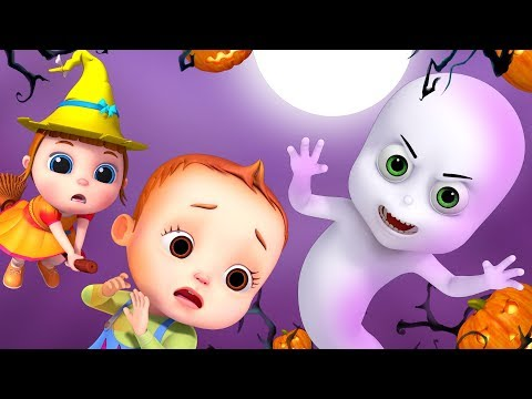 Ghost Song (Single) | Baby Ronnie Rhymes | Nursery Rhymes Kids Songs By Videogyan |Cartoon Animation