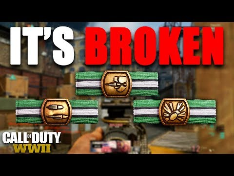 the THROWBACK PLAYLIST is BROKEN! (COD: WWII THROWBACK PLAYLIST)