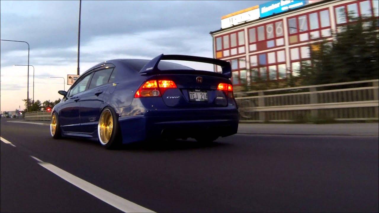 Honda Civic Mugen SI By Bolek   PART 3   New Setup   Raceism.com   YouTube