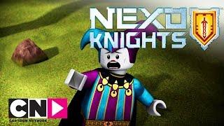 LEGO Nexo Knights | Новые силы | Cartoon Network