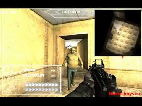 Видео игры стрелялка зомби