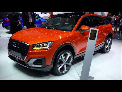 audi q2 2 0 tdi quattro 2016 in detail review walkaround. Black Bedroom Furniture Sets. Home Design Ideas