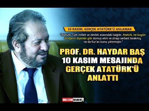 Gerçek Atatürk'ü Anlamak (Haydar Baş)