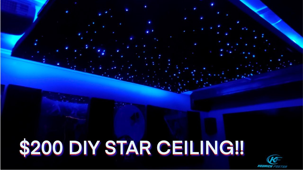 Fiber Optic Lights for Ceiling- Products and Ideas