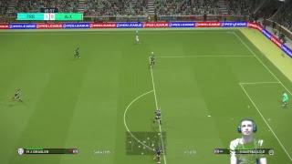 Pro Evolution Soccer 18 /Онлайн Прохождение игры/