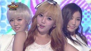 HelloVenus - Romantic Love, 헬로비너스 - 로맨틱 러브, Show champion 20130206