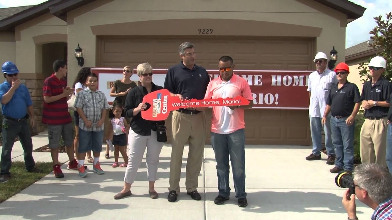 Master sgt mario pinilla pulte homes built to honor for Operationfinallyhome org