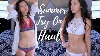 Summer Try On Haul ☼