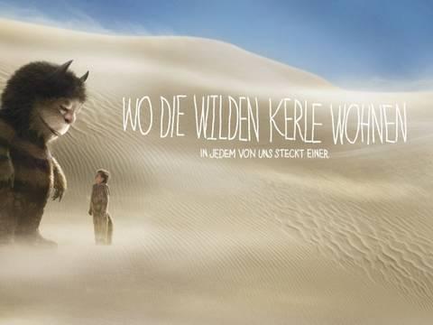 WO DIE WILDEN KERLE WOHNEN (Where the wild things are) offizieller Trailer deutsch HD German