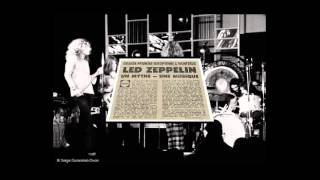 Led Zeppelin 1970-03-07 Montreux, Switzerland (Since I