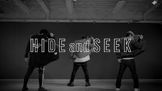 H I D E and S E E K -Choreo Video- / Lead