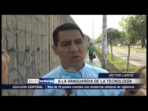 Víctor Larco: A la vanguardia de la tecnología