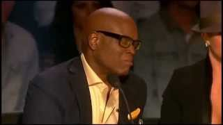 "Vino Alan Sings for Survival ""Ray LaMontagne - Trouble""  THE X FACTOR USA 2012."