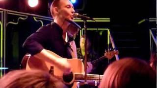 Roddy Frame 40 Days Of Rain, Kazimier Club, Liverpool 15/10/11