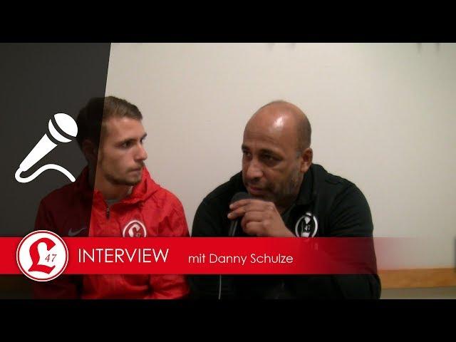 II. Herren: Interview mit Danny Schulze