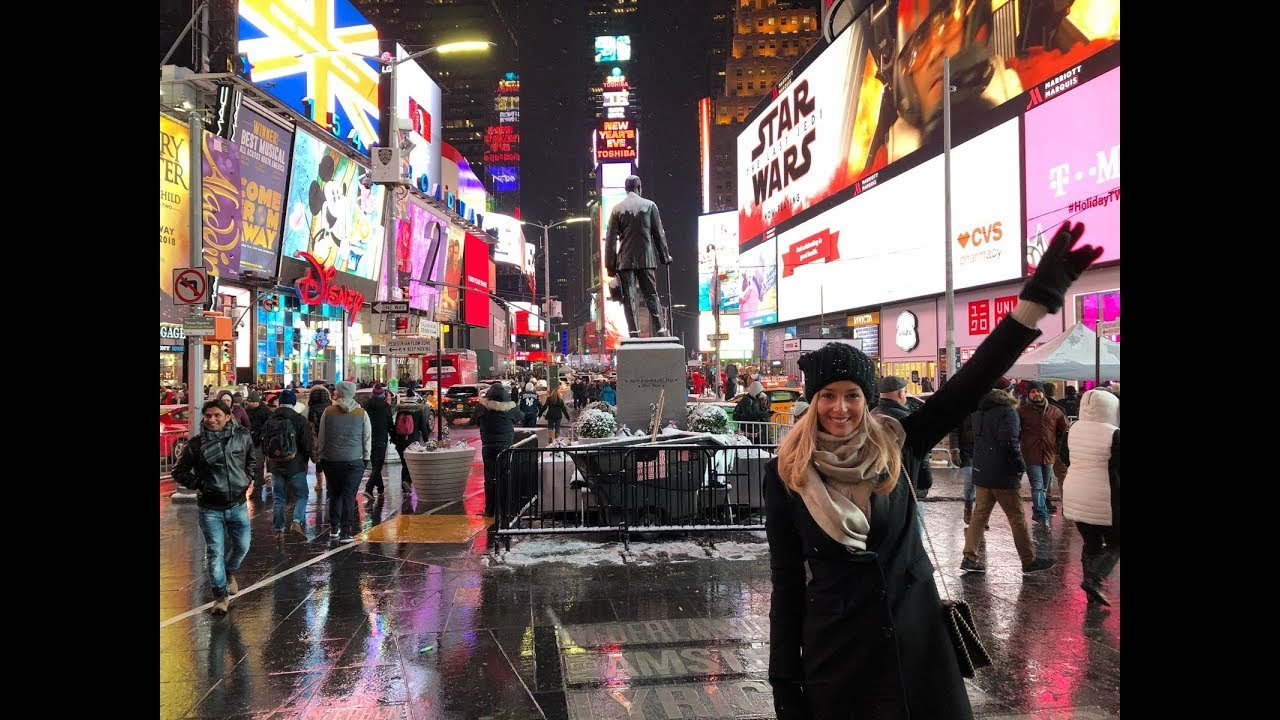 Favourite Things to do in NEW YORK