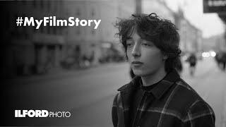 Malek #MyFilmStory Street Photography on black & white film