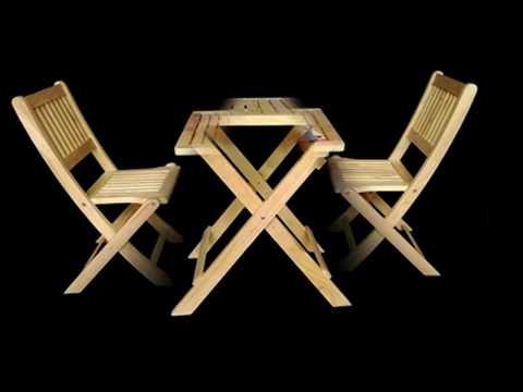 Bàn ghế cafe gỗ tự nhiên