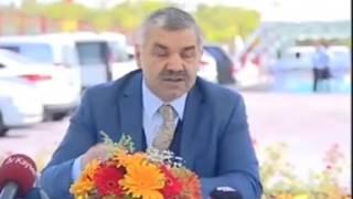 Büyükşehir Belediyesi Kayseri Kent Fırını Açılış Töreni 25.05.2017