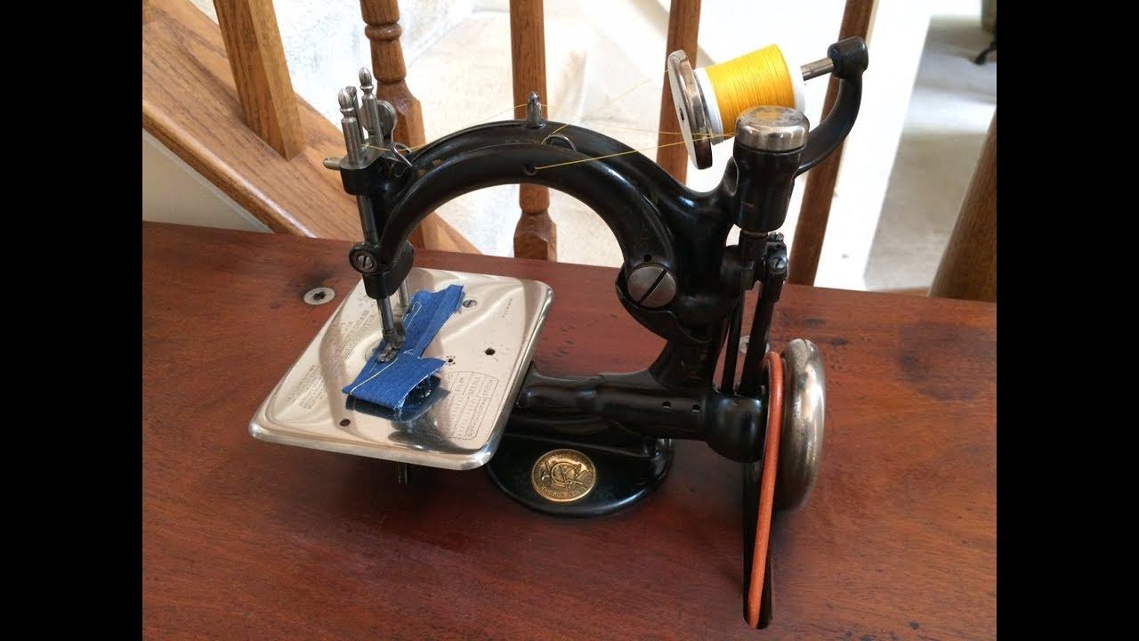 Sewing machines and gibbs wilcox Willcox &