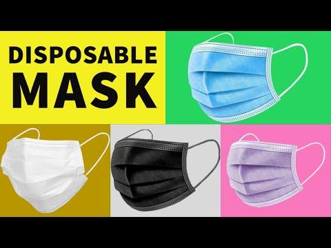 Disposable Mask : Best Disposable Face Masks 2020