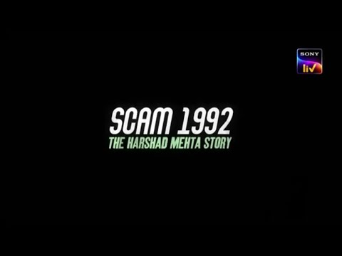 SCAM 1992 - The Harshad Mehta Story : Teaser