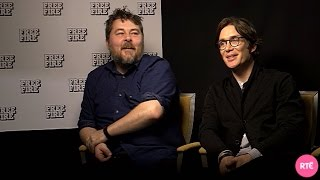 Free Fire's Cillian Murphy and Ben Wheatley