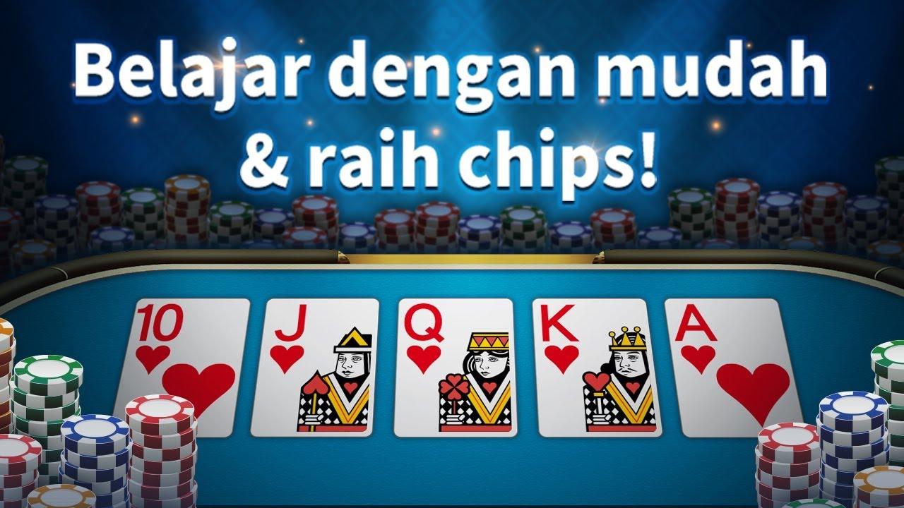 Luxy Poker Tutorial Aturan Bermain Texas Hold Em Poker Mudah Belajar Aturan Dasar Permainan Youtube