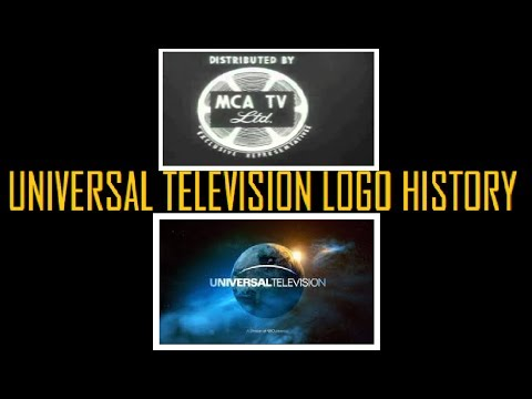 Universal Television Logo History (UPDATED VERSION!)