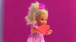 Видео для девочек - Штеффи собирается на свидание