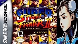 Super Street Fighter II - Turbo Revival - Chun Li (GBA)