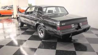 1987 Buick Grand National stk #1656