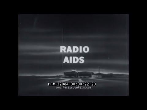 1941 U.S. ARMY AIR CORPS  TRAINING FILM