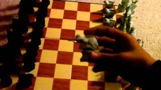 Harry Potter Wizards Chess Set