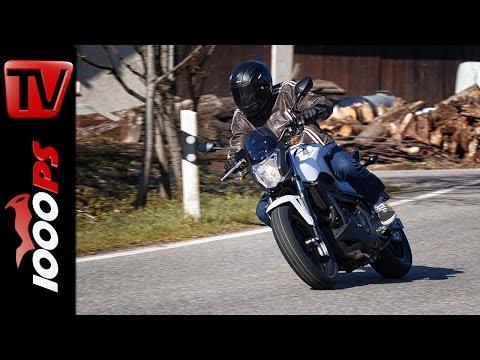 2015 Honda NC750S Test | A2 - 48PS Einsteiger Motorräder