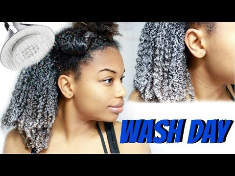 natural-hair-|-wash-day-routine-start-to-finish!-|-journeytowaistlength