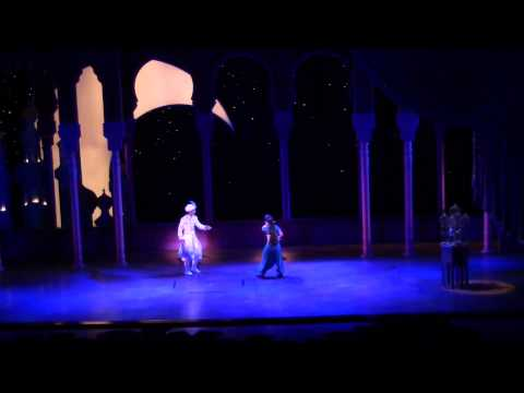 Aladdin at the Hyperion Theater (HD)