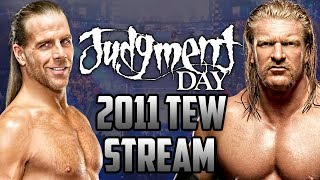 Judgement Day | WWE 2011 | Total Extreme Wrestling Stream