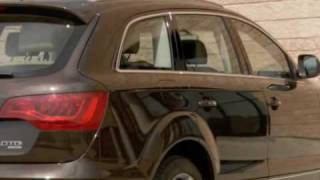 Audi Q7 3.0 TDI exterior
