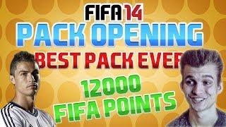 FIFA 14 NEXT GEN | THE BEST PACK EVER!