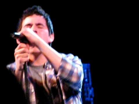 Don't Let Go- David Archuleta Concert Madison