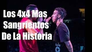 Los 4x4 Mas Sangrientos De La Historia